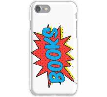 Books! iPhone Case/Skin