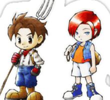 Harvest Moon Sticker