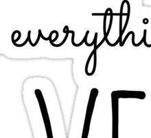 Phlebotomists Do Everything In Vein Sticker