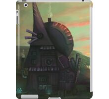 Sunset over The Bloo iPad Case/Skin