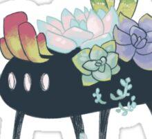 plant ghost 1 Sticker