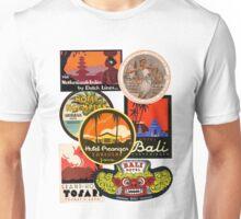 Intrepid Traveller - East Indies 2 Unisex T-Shirt