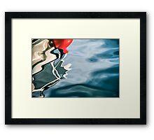Harbour Patterns #1 Framed Print