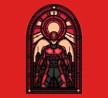 Stained Glass Devil Unisex T-Shirt