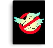 Ghostbusters 2016 Logo Canvas Print