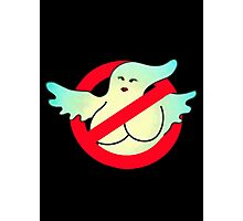 Ghostbusters 2016 Logo Photographic Print