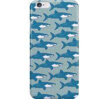 Shark infested iPhone Case/Skin
