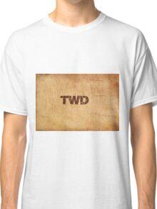 The Walking Dead - TWD Classic T-Shirt