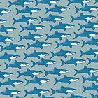 Shark infested by vickywoodgate