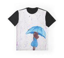 Rain Graphic T-Shirt