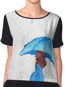 Rain Chiffon Top