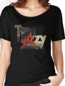 THIN LIZZY RENEGADE Women's Relaxed Fit T-Shirt