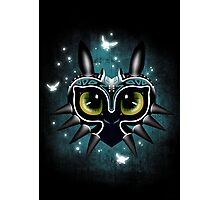 Toothless Mask Photographic Print