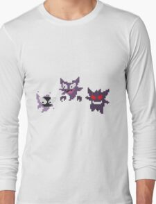 Ghastly Family Long Sleeve T-Shirt