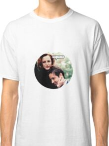 """Gillovny - """"Wow I love you"""" Classic T-Shirt"""