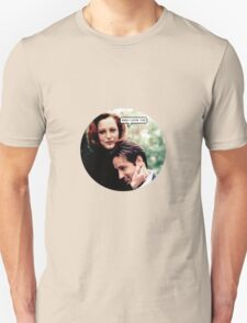 """Gillovny - """"Wow I love you"""" Unisex T-Shirt"""