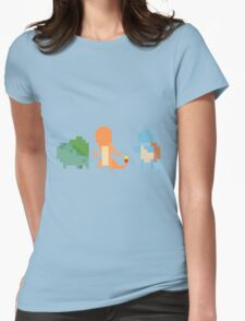 Kanto starters 2.0 Womens Fitted T-Shirt