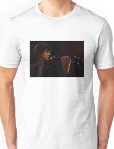 Sherlock and his Violin Unisex T-Shirt