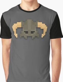 Dovakhiin 8bit Graphic T-Shirt