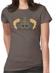 Dovakhiin 8bit Womens Fitted T-Shirt
