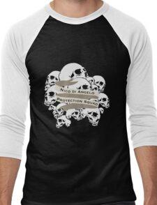 Nico di Angelo Protection Squad Men's Baseball ¾ T-Shirt