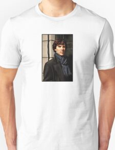 Sherlock at 221B Unisex T-Shirt