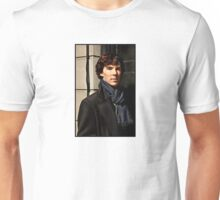 Sherlock at 221B Unisex T-Shirt
