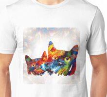 Cat 608 Unisex T-Shirt