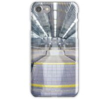 Stepping Down To The Underground iPhone Case/Skin