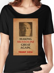 Trump Makings 2.  Women's Relaxed Fit T-Shirt