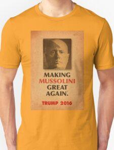 Trump Makings 2.  Unisex T-Shirt