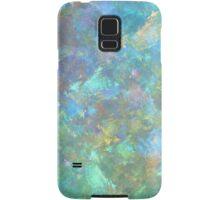 Colourful fractal Samsung Galaxy Case/Skin