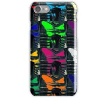 color chest iPhone Case/Skin