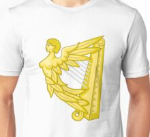 Irish Harp, ireland Unisex T-Shirt