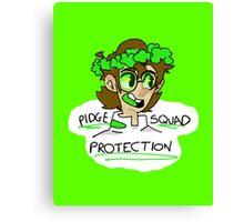 Pidge Protection Squad (Voltron Legendary Defender) Canvas Print