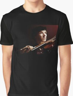 Violinist Graphic T-Shirt