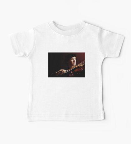 Violinist Baby Tee