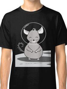 Astronaut Chinchilla - Cute Kids Cartoon Character Classic T-Shirt