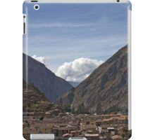 Sacred Valley View iPad Case/Skin