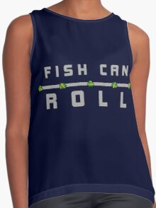 Fish Can Roll - Nuclear Throne Contrast Tank