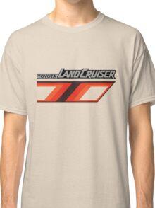 Land Cruiser body art series, orange T. Classic T-Shirt