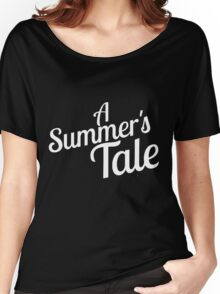 A Summer's Tale Women's Relaxed Fit T-Shirt