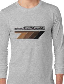 Land Cruiser body art series, brown arrows.  Long Sleeve T-Shirt