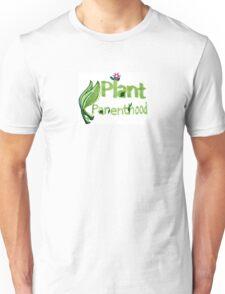Plant Parenthood Logo  Unisex T-Shirt