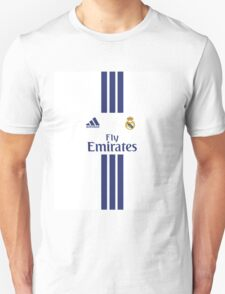 case real madrid home Unisex T-Shirt