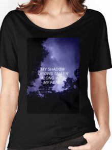 along with my fears Women's Relaxed Fit T-Shirt