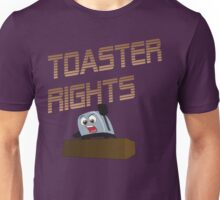 Toaster Rights Unisex T-Shirt
