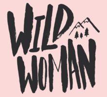 Wild Woman Baby Tee
