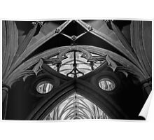 Wells Cathedral 4 Poster