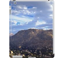 Let the Mountains Shout for Joy iPad Case/Skin